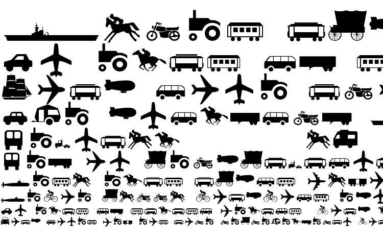 specimens Transportmt font, sample Transportmt font, an example of writing Transportmt font, review Transportmt font, preview Transportmt font, Transportmt font