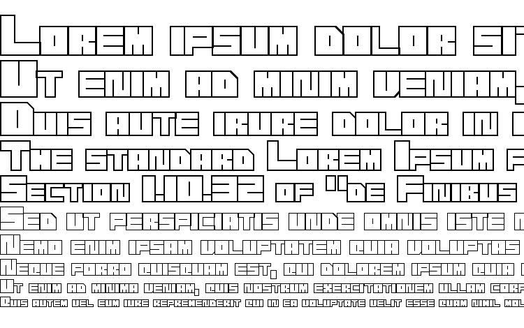 specimens Transuranium font, sample Transuranium font, an example of writing Transuranium font, review Transuranium font, preview Transuranium font, Transuranium font