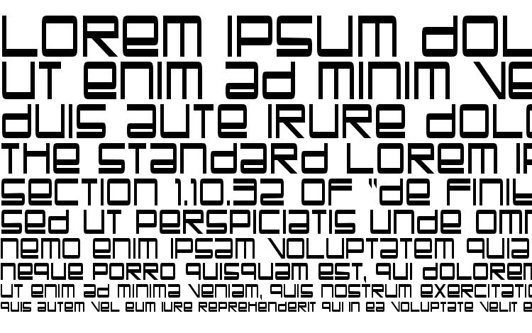 specimens Trapperj font, sample Trapperj font, an example of writing Trapperj font, review Trapperj font, preview Trapperj font, Trapperj font