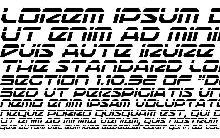 образцы шрифта Traveler Laser Italic, образец шрифта Traveler Laser Italic, пример написания шрифта Traveler Laser Italic, просмотр шрифта Traveler Laser Italic, предосмотр шрифта Traveler Laser Italic, шрифт Traveler Laser Italic