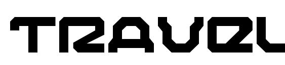 Шрифт Traveler