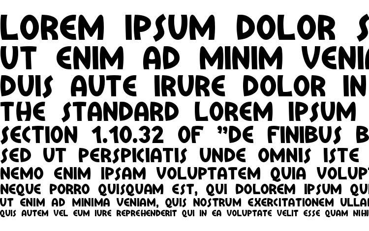 specimens Treai font, sample Treai font, an example of writing Treai font, review Treai font, preview Treai font, Treai font