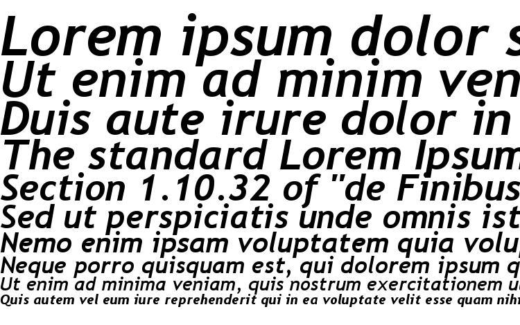 specimens Trebucbi font, sample Trebucbi font, an example of writing Trebucbi font, review Trebucbi font, preview Trebucbi font, Trebucbi font