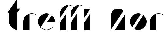 Treffi Normal Font