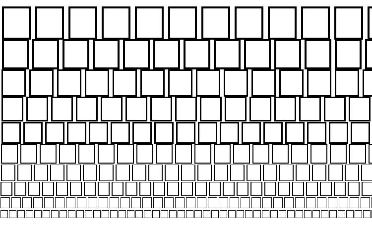 specimens Trekbats Regular font, sample Trekbats Regular font, an example of writing Trekbats Regular font, review Trekbats Regular font, preview Trekbats Regular font, Trekbats Regular font