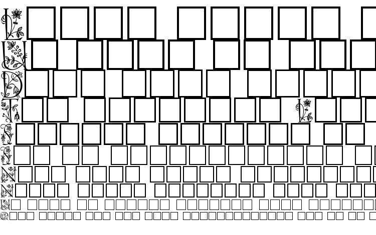 образцы шрифта Trellis, образец шрифта Trellis, пример написания шрифта Trellis, просмотр шрифта Trellis, предосмотр шрифта Trellis, шрифт Trellis