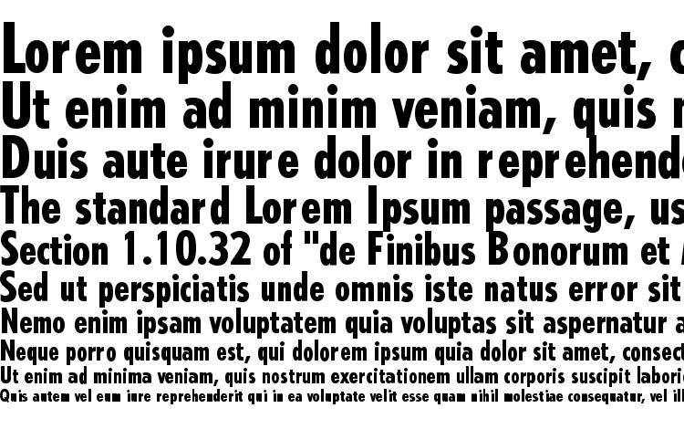 specimens Tremolo Regular font, sample Tremolo Regular font, an example of writing Tremolo Regular font, review Tremolo Regular font, preview Tremolo Regular font, Tremolo Regular font