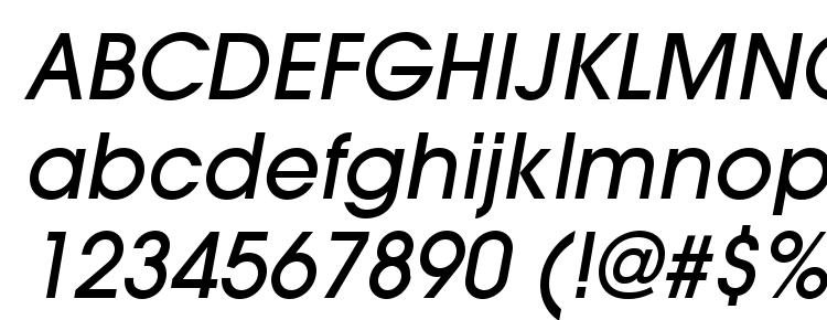 глифы шрифта Trendex Light SSi Medium Italic, символы шрифта Trendex Light SSi Medium Italic, символьная карта шрифта Trendex Light SSi Medium Italic, предварительный просмотр шрифта Trendex Light SSi Medium Italic, алфавит шрифта Trendex Light SSi Medium Italic, шрифт Trendex Light SSi Medium Italic
