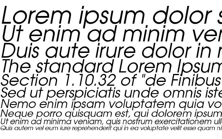 образцы шрифта Trendex SSi Italic, образец шрифта Trendex SSi Italic, пример написания шрифта Trendex SSi Italic, просмотр шрифта Trendex SSi Italic, предосмотр шрифта Trendex SSi Italic, шрифт Trendex SSi Italic