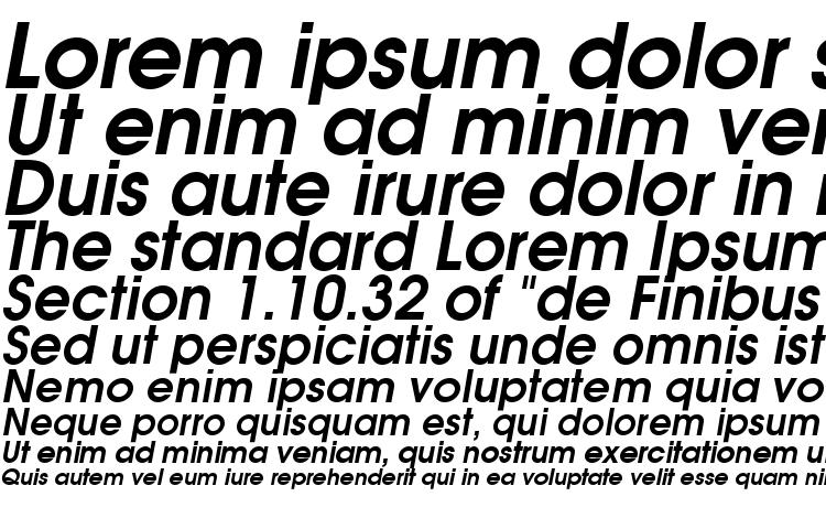 specimens Trendex SSi Semi Bold Italic font, sample Trendex SSi Semi Bold Italic font, an example of writing Trendex SSi Semi Bold Italic font, review Trendex SSi Semi Bold Italic font, preview Trendex SSi Semi Bold Italic font, Trendex SSi Semi Bold Italic font