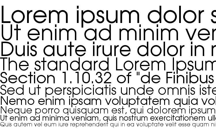 specimens Trendex SSi font, sample Trendex SSi font, an example of writing Trendex SSi font, review Trendex SSi font, preview Trendex SSi font, Trendex SSi font