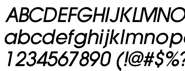 глифы шрифта Trendexlightssk bold italic, символы шрифта Trendexlightssk bold italic, символьная карта шрифта Trendexlightssk bold italic, предварительный просмотр шрифта Trendexlightssk bold italic, алфавит шрифта Trendexlightssk bold italic, шрифт Trendexlightssk bold italic