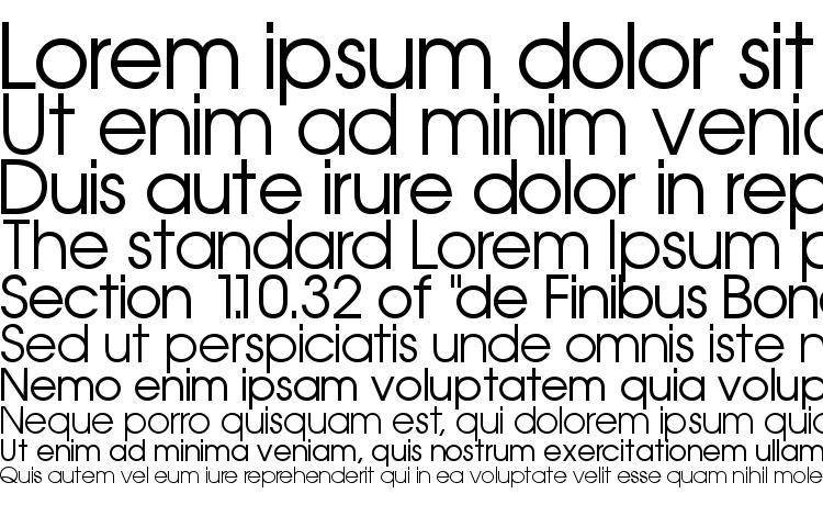 specimens Trendexssk font, sample Trendexssk font, an example of writing Trendexssk font, review Trendexssk font, preview Trendexssk font, Trendexssk font