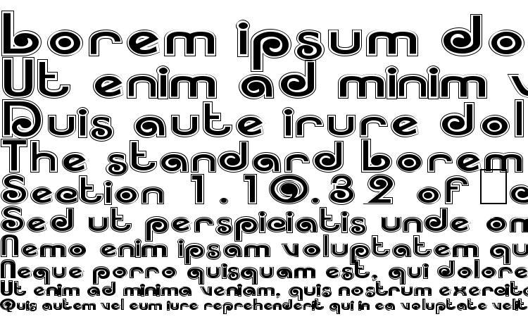 specimens Trenz font, sample Trenz font, an example of writing Trenz font, review Trenz font, preview Trenz font, Trenz font