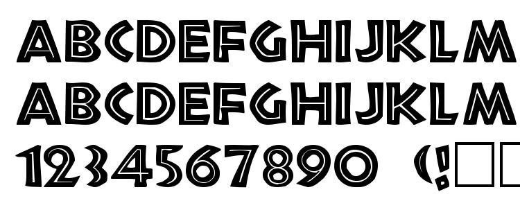 glyphs Tribeca Regular font, сharacters Tribeca Regular font, symbols Tribeca Regular font, character map Tribeca Regular font, preview Tribeca Regular font, abc Tribeca Regular font, Tribeca Regular font