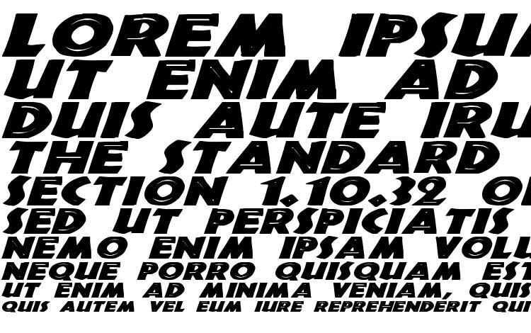 specimens Tribeca Wd Bold Italic font, sample Tribeca Wd Bold Italic font, an example of writing Tribeca Wd Bold Italic font, review Tribeca Wd Bold Italic font, preview Tribeca Wd Bold Italic font, Tribeca Wd Bold Italic font