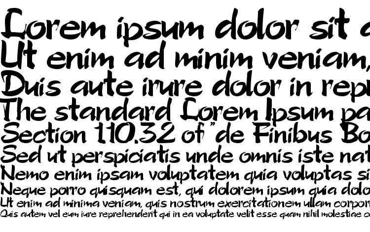 specimens Tribecca90 regular font, sample Tribecca90 regular font, an example of writing Tribecca90 regular font, review Tribecca90 regular font, preview Tribecca90 regular font, Tribecca90 regular font