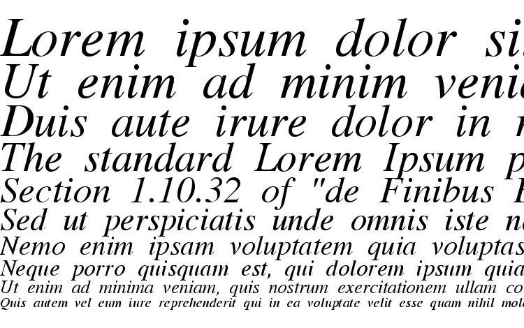 specimens Tribune Italic font, sample Tribune Italic font, an example of writing Tribune Italic font, review Tribune Italic font, preview Tribune Italic font, Tribune Italic font