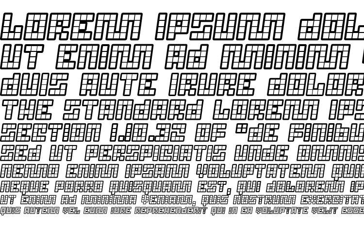 образцы шрифта Trickb12, образец шрифта Trickb12, пример написания шрифта Trickb12, просмотр шрифта Trickb12, предосмотр шрифта Trickb12, шрифт Trickb12