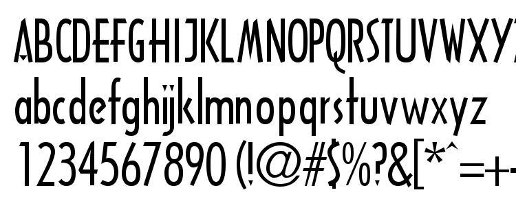 глифы шрифта Tricornecondssk, символы шрифта Tricornecondssk, символьная карта шрифта Tricornecondssk, предварительный просмотр шрифта Tricornecondssk, алфавит шрифта Tricornecondssk, шрифт Tricornecondssk
