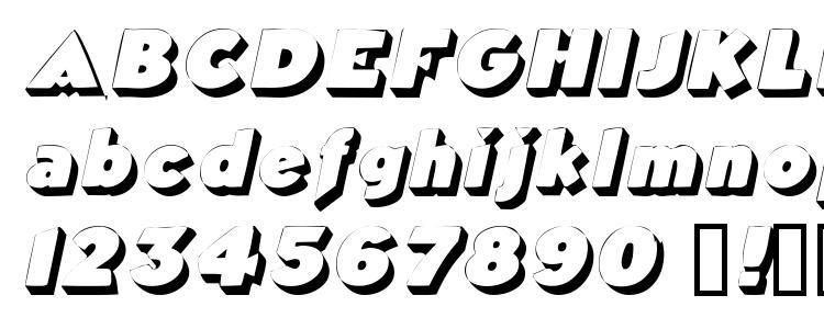 глифы шрифта Tricorneoutlinessk italic, символы шрифта Tricorneoutlinessk italic, символьная карта шрифта Tricorneoutlinessk italic, предварительный просмотр шрифта Tricorneoutlinessk italic, алфавит шрифта Tricorneoutlinessk italic, шрифт Tricorneoutlinessk italic