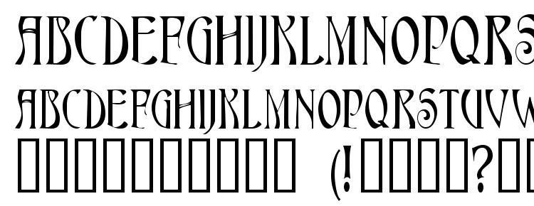 глифы шрифта Triestescapsssk bold, символы шрифта Triestescapsssk bold, символьная карта шрифта Triestescapsssk bold, предварительный просмотр шрифта Triestescapsssk bold, алфавит шрифта Triestescapsssk bold, шрифт Triestescapsssk bold