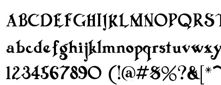 глифы шрифта Trifles, символы шрифта Trifles, символьная карта шрифта Trifles, предварительный просмотр шрифта Trifles, алфавит шрифта Trifles, шрифт Trifles