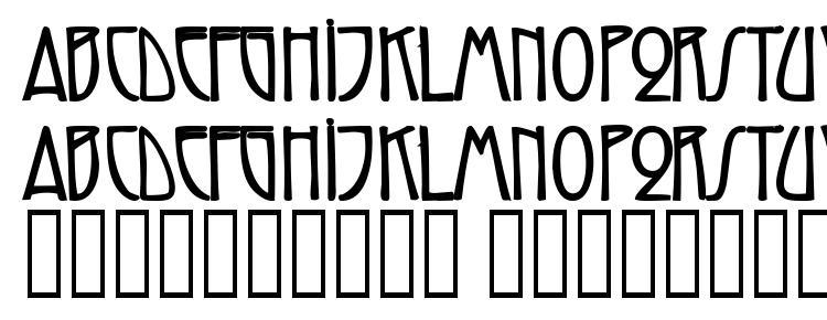 глифы шрифта Trilliumcapsssk bold, символы шрифта Trilliumcapsssk bold, символьная карта шрифта Trilliumcapsssk bold, предварительный просмотр шрифта Trilliumcapsssk bold, алфавит шрифта Trilliumcapsssk bold, шрифт Trilliumcapsssk bold
