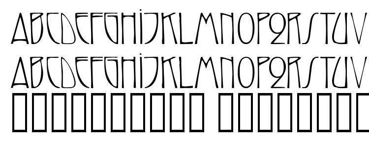 глифы шрифта Trilliumcapsssk, символы шрифта Trilliumcapsssk, символьная карта шрифта Trilliumcapsssk, предварительный просмотр шрифта Trilliumcapsssk, алфавит шрифта Trilliumcapsssk, шрифт Trilliumcapsssk