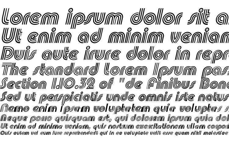 образцы шрифта Triplee Slanted, образец шрифта Triplee Slanted, пример написания шрифта Triplee Slanted, просмотр шрифта Triplee Slanted, предосмотр шрифта Triplee Slanted, шрифт Triplee Slanted