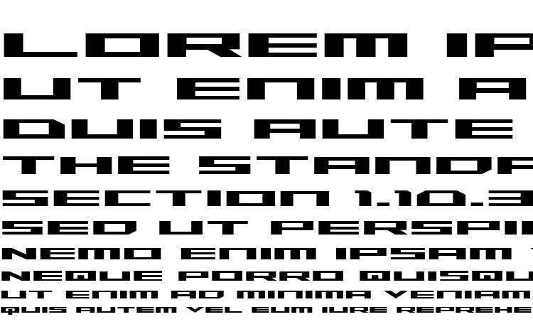 образцы шрифта Trireme Expanded Bold, образец шрифта Trireme Expanded Bold, пример написания шрифта Trireme Expanded Bold, просмотр шрифта Trireme Expanded Bold, предосмотр шрифта Trireme Expanded Bold, шрифт Trireme Expanded Bold