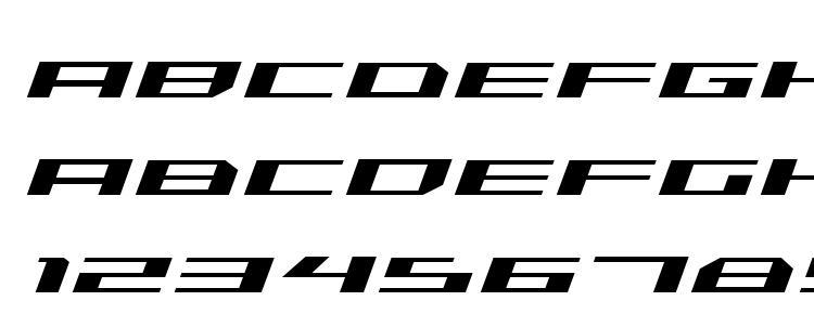 глифы шрифта Trireme Italic, символы шрифта Trireme Italic, символьная карта шрифта Trireme Italic, предварительный просмотр шрифта Trireme Italic, алфавит шрифта Trireme Italic, шрифт Trireme Italic