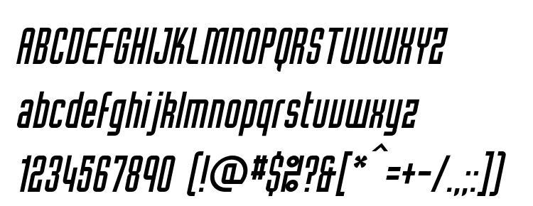 Tubec italic Font Download Free / LegionFonts