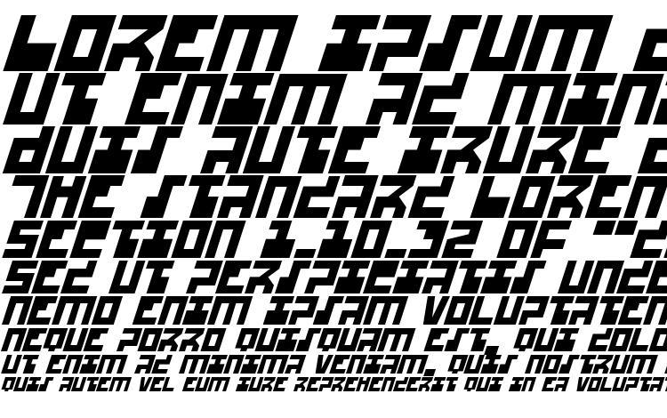 specimens UFO Hunter Expanded Italic font, sample UFO Hunter Expanded Italic font, an example of writing UFO Hunter Expanded Italic font, review UFO Hunter Expanded Italic font, preview UFO Hunter Expanded Italic font, UFO Hunter Expanded Italic font