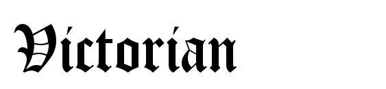 Victorian Font Download Free / LegionFonts