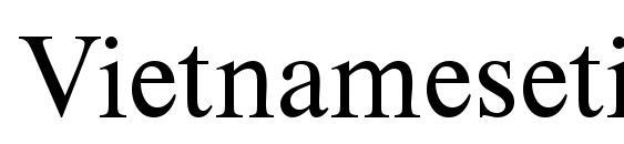 Vietnamese Font Download Free / LegionFontsVietnamese Cursive