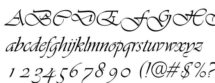 glyphs Vivante DTC ITALIC font, сharacters Vivante DTC ITALIC font, symbols Vivante DTC ITALIC font, character map Vivante DTC ITALIC font, preview Vivante DTC ITALIC font, abc Vivante DTC ITALIC font, Vivante DTC ITALIC font
