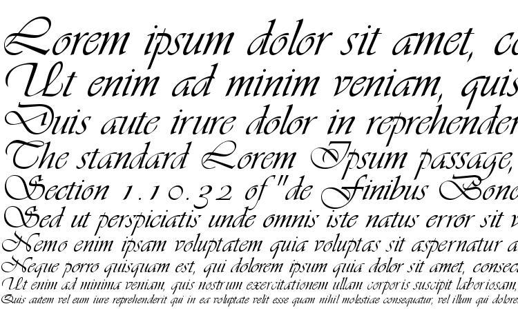 specimens Vivante DTC ITALIC font, sample Vivante DTC ITALIC font, an example of writing Vivante DTC ITALIC font, review Vivante DTC ITALIC font, preview Vivante DTC ITALIC font, Vivante DTC ITALIC font