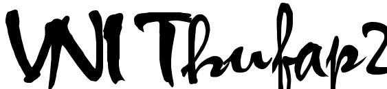 VNI Thufap2 Normal Font