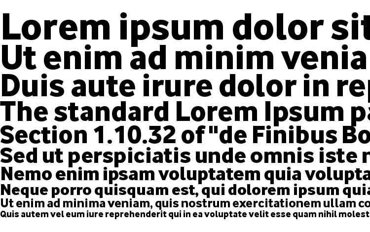 specimens Vodafone ExtraBold font, sample Vodafone ExtraBold font, an example of writing Vodafone ExtraBold font, review Vodafone ExtraBold font, preview Vodafone ExtraBold font, Vodafone ExtraBold font