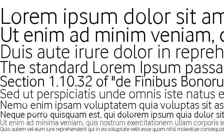 specimens Vodafone Light font, sample Vodafone Light font, an example of writing Vodafone Light font, review Vodafone Light font, preview Vodafone Light font, Vodafone Light font