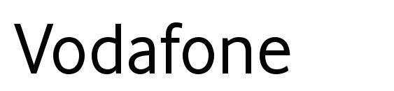 Vodafone Font