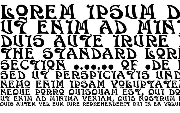 specimens Volan font, sample Volan font, an example of writing Volan font, review Volan font, preview Volan font, Volan font