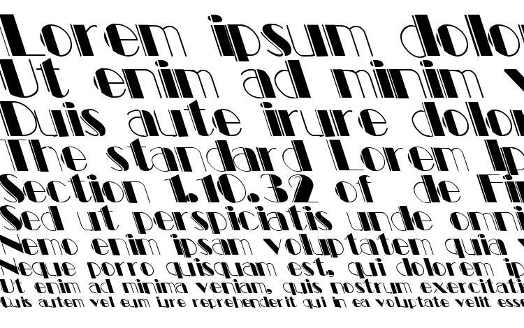 specimens Voodoo 1 font, sample Voodoo 1 font, an example of writing Voodoo 1 font, review Voodoo 1 font, preview Voodoo 1 font, Voodoo 1 font