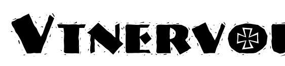 Vtnervouzreichrank Font, Sans Serif Fonts