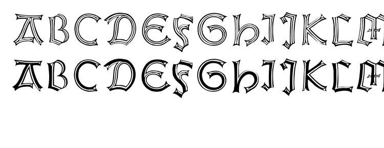 glyphs WeissGotnitials font, сharacters WeissGotnitials font, symbols WeissGotnitials font, character map WeissGotnitials font, preview WeissGotnitials font, abc WeissGotnitials font, WeissGotnitials font