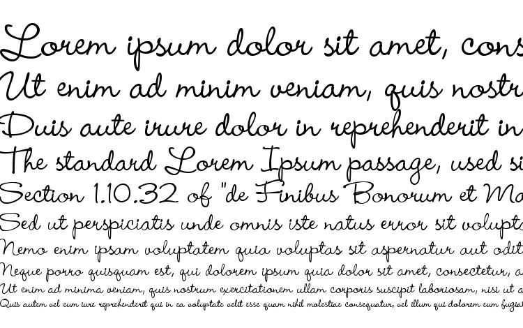 specimens Wendy Medium font, sample Wendy Medium font, an example of writing Wendy Medium font, review Wendy Medium font, preview Wendy Medium font, Wendy Medium font