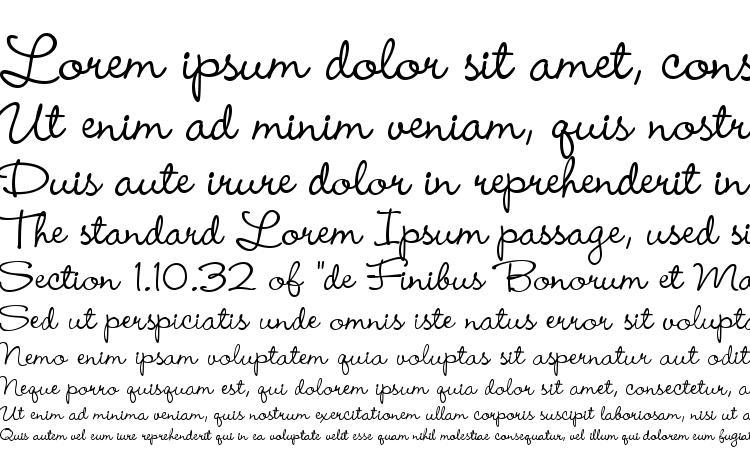 specimens Wendymed font, sample Wendymed font, an example of writing Wendymed font, review Wendymed font, preview Wendymed font, Wendymed font