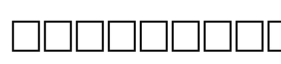 Whitehead regular Font