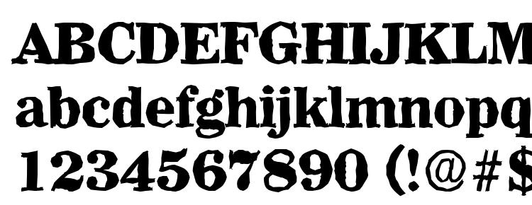 glyphs WichitaAntique Xbold Regular font, сharacters WichitaAntique Xbold Regular font, symbols WichitaAntique Xbold Regular font, character map WichitaAntique Xbold Regular font, preview WichitaAntique Xbold Regular font, abc WichitaAntique Xbold Regular font, WichitaAntique Xbold Regular font